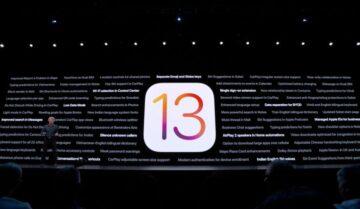 أهم خمس مميزات IOS 13 جديدة كما أعلنت عنها أبل