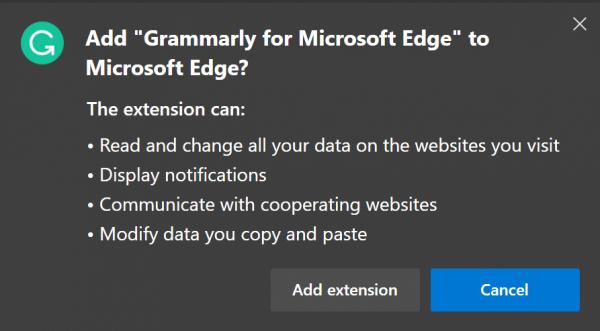 متصفح Edge الجديد