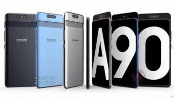 هاتف Galaxy A90