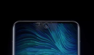 Oppo تستعد للإعلان عن اول هاتف بكاميرا امامية مخبئة تحت الشاشة 1