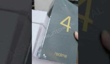 هاتف Realme 4