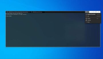 Windows Terminal اصبح متوفراً للتجريب على Microsoft Store 7