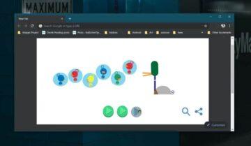 كيف تخفي Google Doodles من واجهة كروم في الصفحات الجديدة