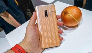هاتف Realme X جديد بلون البصل والثوم حصرياً للصين