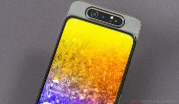 ٍسعر Galaxy A80 مع مواصفاته التقنية وممزياته والكاميرا