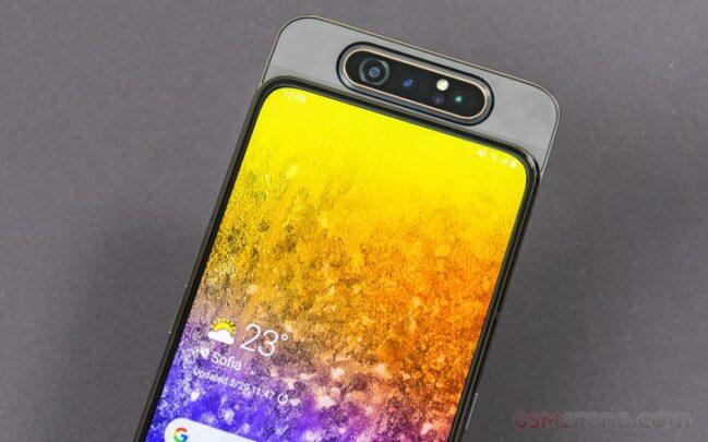 سعر Galaxy A80
