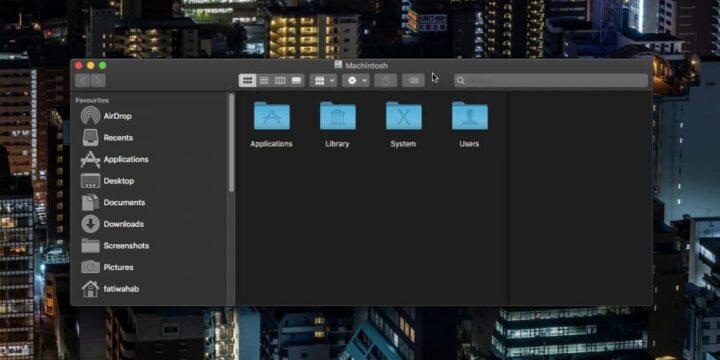4 طرق لتعيد تشغيل برنامج Finder على نظام MacOS 1