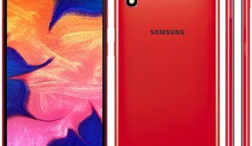 تسريب هاتف Galaxy A10s من هيئة الإتصالات الأمريكية 10