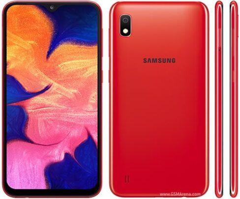 تسريب هاتف Galaxy A10s من هيئة الإتصالات الأمريكية 1