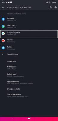 كيفية اصلاح خطأ Download Pending على متجر Google play Store 5