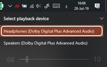 كيف تقوم بإعداد و استخدام سماعات الأذن الخاصة بك على Windows 10 4