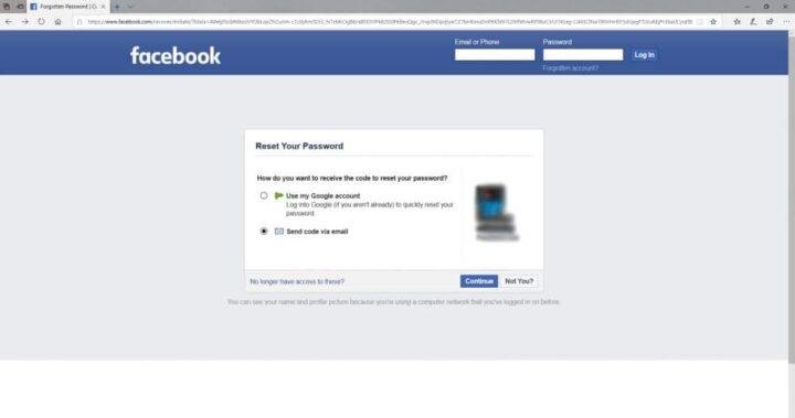 طرق استرجاع واسترداد حساب الفيسبوك 2020 4