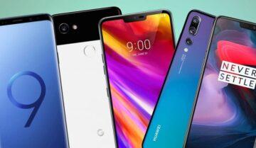 اسعار افضل الهواتف حتى 11 الف جنيه للنصف الأول من عام 2019 1