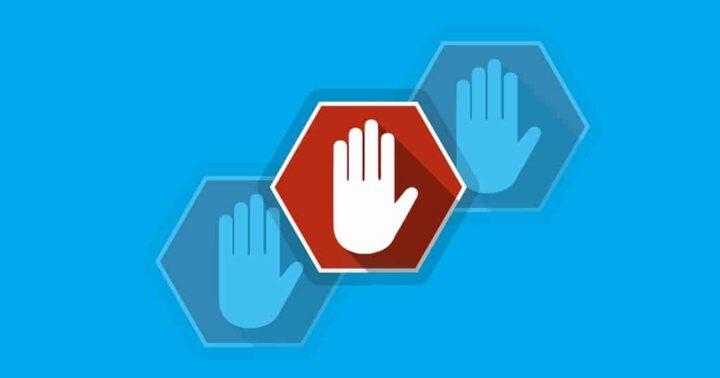 افضل اضافات منع الإعلانات AdBlocker على متصفح Microsoft Edge 1