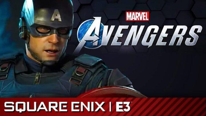 Avengers و مقاطع جديدة من اللعبة المنتظرة في Comic con القادم 2