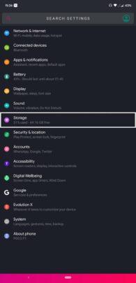 كيفية اصلاح خطأ Download Pending على متجر Google play Store 2