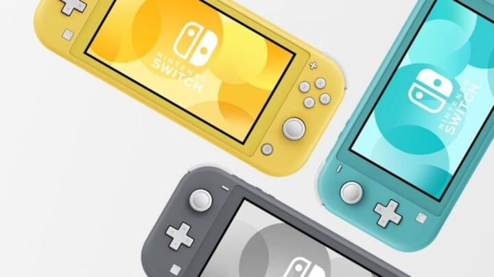 Nintendo تعلن عن نسخة Lite من جهاز Nintendo Switch 2