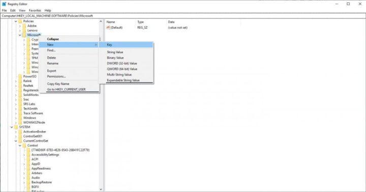 كيف تلغي خاصية Push to install على Windows 10 6