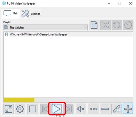 كيف تقوم بإستعمال خلفية حية Live Wallpaper على Windows 10 4