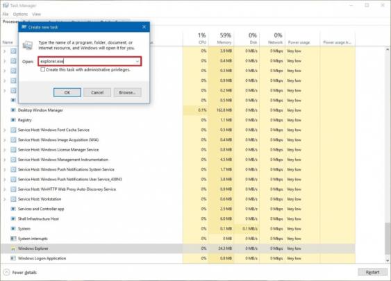 نظام ويندوز 10 يعاني من مشكلة شاشة سوداء لدى بعض المستخدمين اليك الحل 5