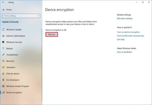 كيفية تشفير الملفات الخاصة بك على Windows 10 Home 3