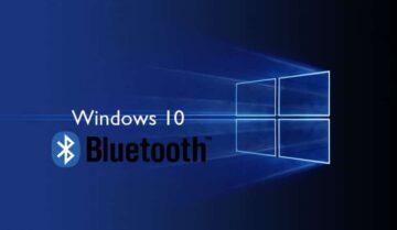 حل مشكلة البلوتوث لا يعمل على نظام ويندوز Windows 10