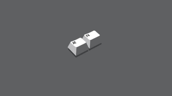 حل مشكلة توقف زري Alt + F4 عن العمل على Windows 10 1