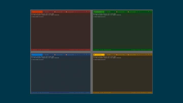 خمسة اشياء في Windows Terminal يجب ان تتعرف عليها 1