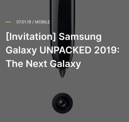 Samsung Galaxy Note 10 يحصل على ميعاد اطلاق رسمي اخيراً 2