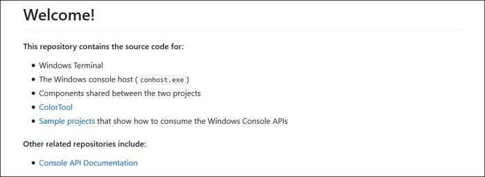 خمسة اشياء في Windows Terminal يجب ان تتعرف عليها 5