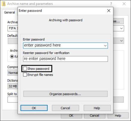 حيل في تطبيق Winrar ستجعله افضل في الإستخدام بشكل كبير 6