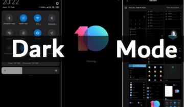فعل ميزة الوضع الليلي Dark Mode على pocophone و اجهزة Xiaomi الآن 9