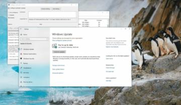 قم بإيقاف التحديثات التلقائية على Windows 10 بدون ايقاف التحديثات نفسها