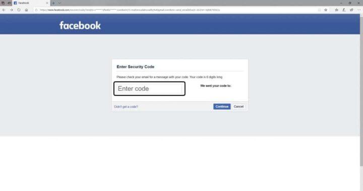 طرق استرجاع واسترداد حساب الفيسبوك 2020 5