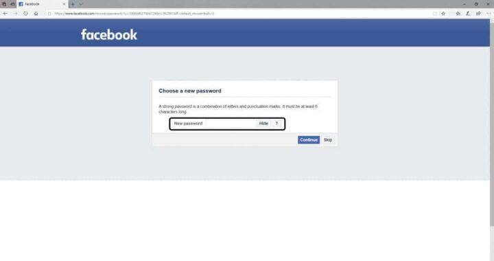 طرق استرجاع واسترداد حساب الفيسبوك 2020 6
