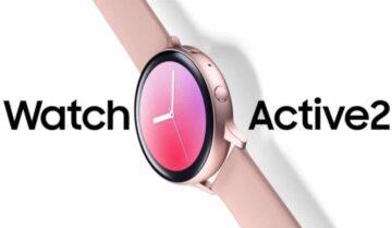 كل ما تريد معرفته عن Galaxy Watch Active2