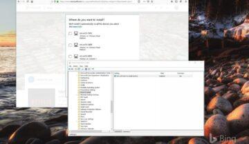 كيف تلغي خاصية Push to install على Windows 10