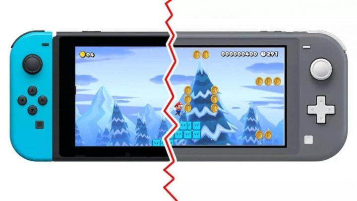 Nintendo تعلن عن نسخة Lite من جهاز Nintendo Switch 3