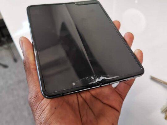 Samsung تعلن انها قد انتهت من اصلاح هاتف Galaxy Fold 2