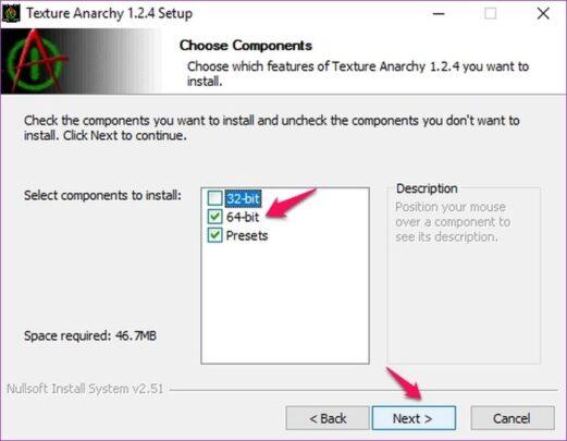 كيف تقوم بتثبيت اضافات الفوتوشوب المحملة على اي اصدار 4