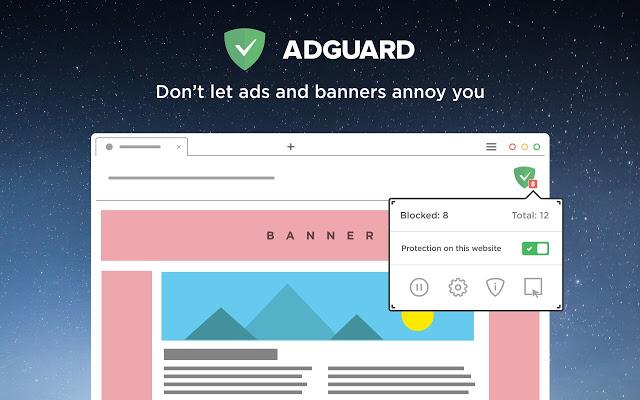 افضل اضافات منع الإعلانات AdBlocker على متصفح Microsoft Edge 2