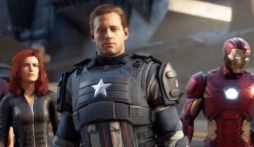 Avengers و مقاطع جديدة من اللعبة المنتظرة في Comic con القادم