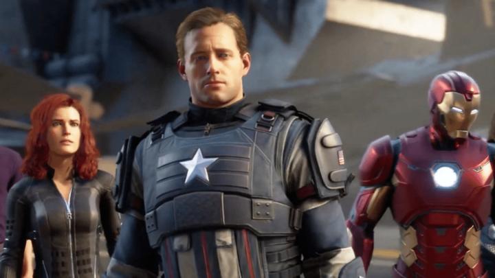 Avengers و مقاطع جديدة من اللعبة المنتظرة في Comic con القادم 1