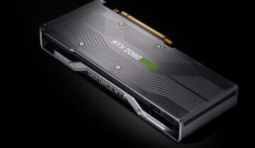 أداء RTX 2080 Super في الإختبارات يقارب بطاقة Titan V بسعر أقل