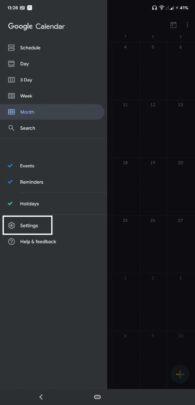 كيف تفعل الوضع الليلي في اغلب تطبيقات Google على نظام Android 13