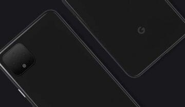 Google pixel 4 يظهر للعلن من جديد في ايدي بعض الناس 4