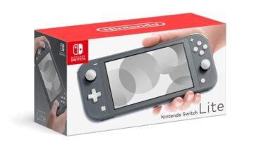 Nintendo تعلن عن نسخة Lite من جهاز Nintendo Switch