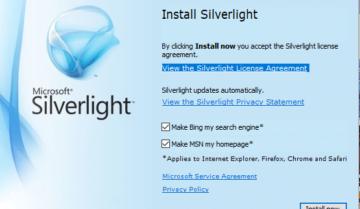 كيف تحمل وتقوم بتثبيت خدمات Sliverlight على ويندوز 10