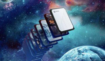 شركة Western Digital تقدم قرص SSD خاص للألعاب وجهاز Xbox