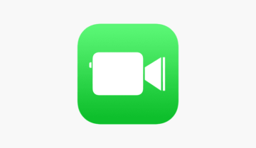 facetime بخاصية جديدة قادمة له في تحديث IOS 13 6